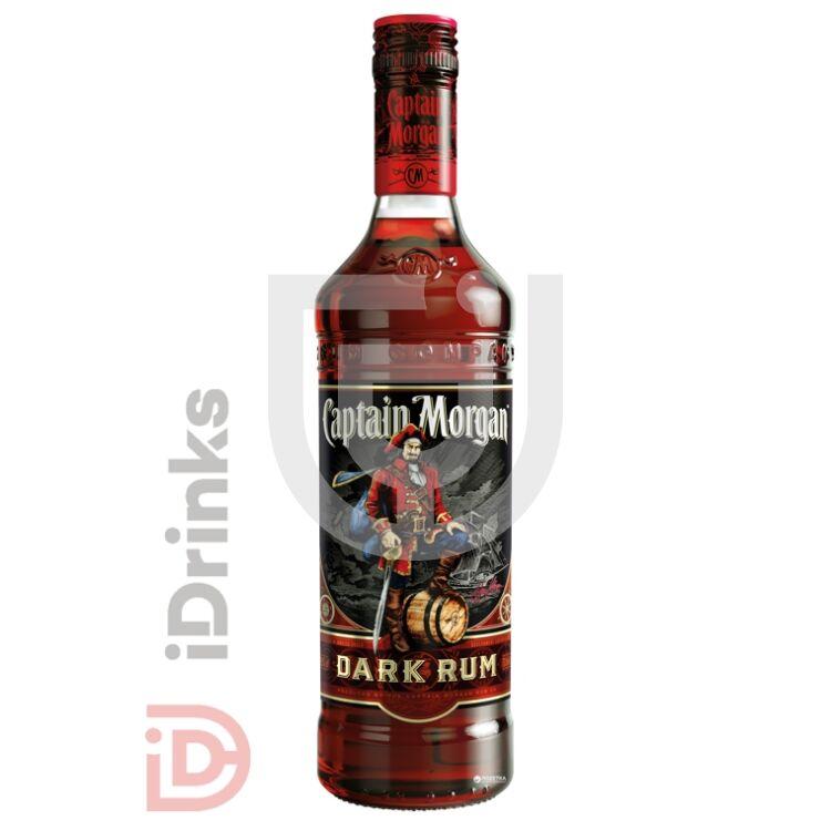 Captain Morgan Dark Rum [1L|40%]