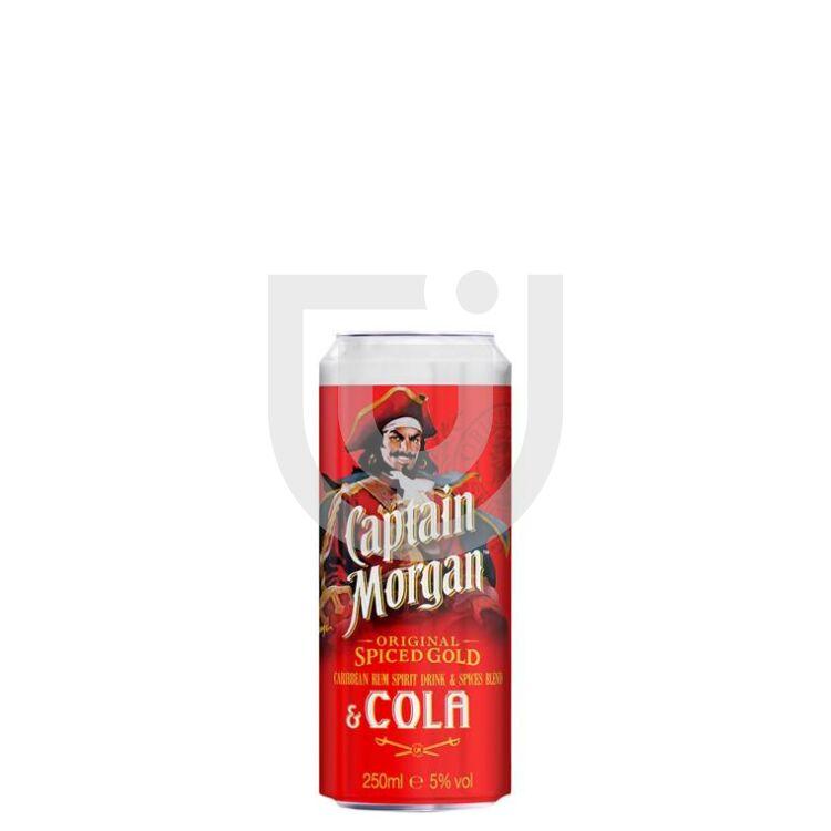 Captain Morgan Spiced Gold & Cola [0,25L|5%]