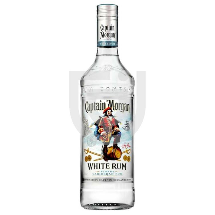 Captain Morgan White Rum [1L|37,5%]