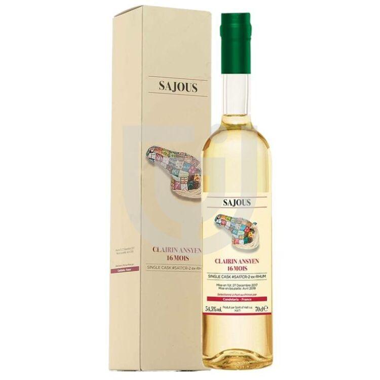 Clairin Ansyen 16 Mois Sajous Rum cask Finish [0,7L 54,5%]