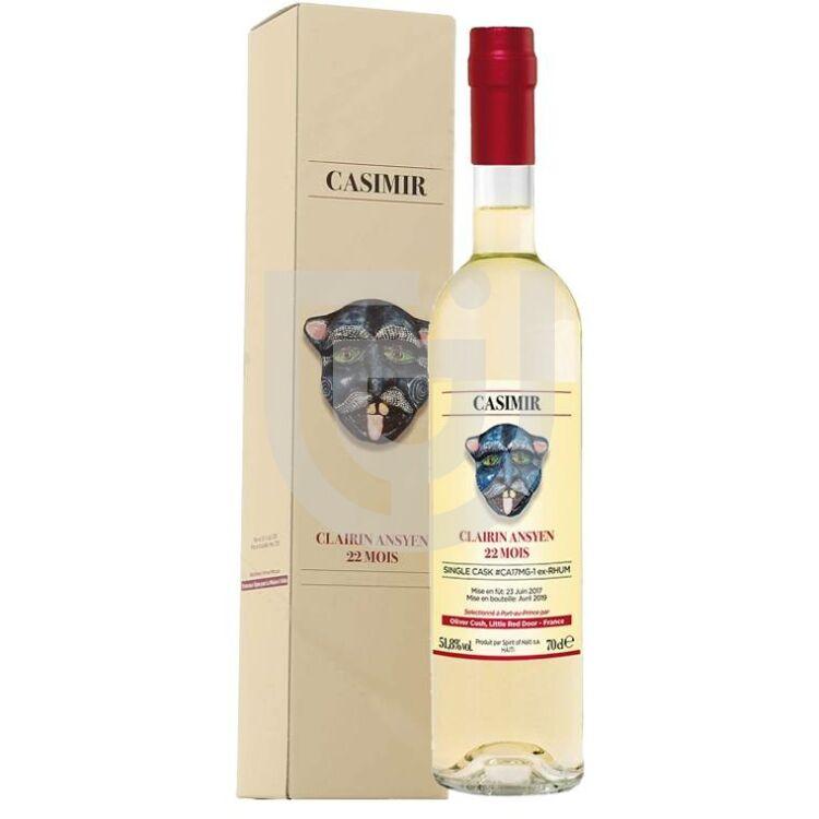 Clairin Ansyen 22 Mois Casimir Rum Cask Finish [0,7L 51,8%]