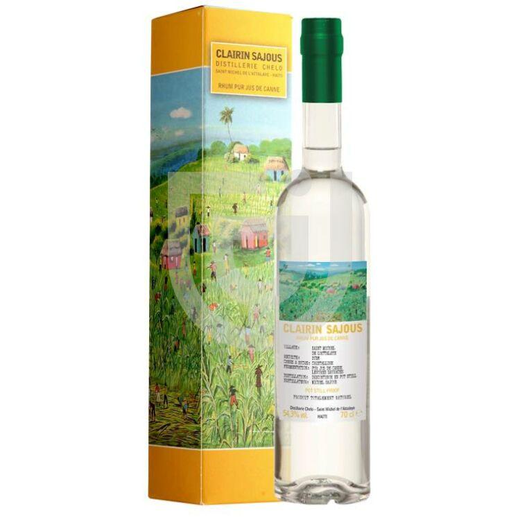 Clairin Sajous Rum [0,7L|56,4%]