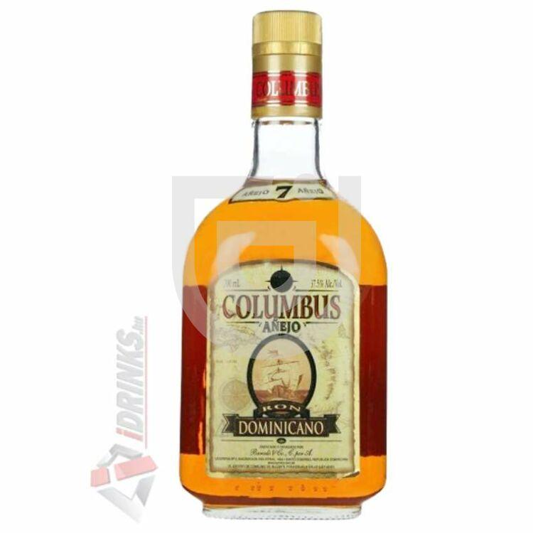 Columbus 7 Anejo Rum [0,7L 37,5%]