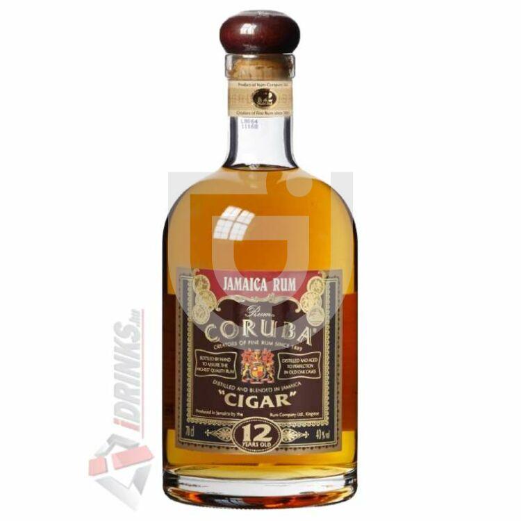 "Coruba 12 Years ""Cigar"" Rum [0,7L|40%]"