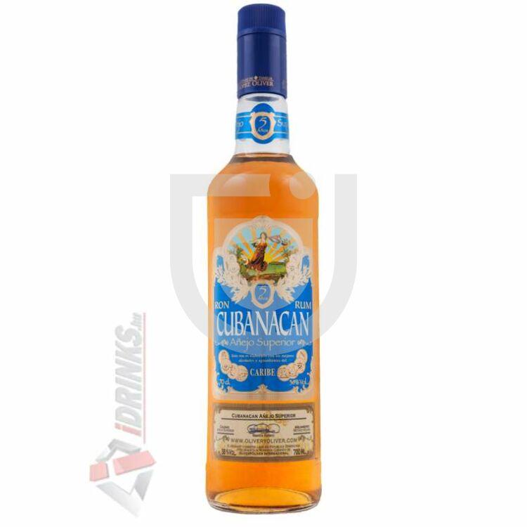 Cubanacan Anejo Superior 5 Years Rum [0,7L 38%]