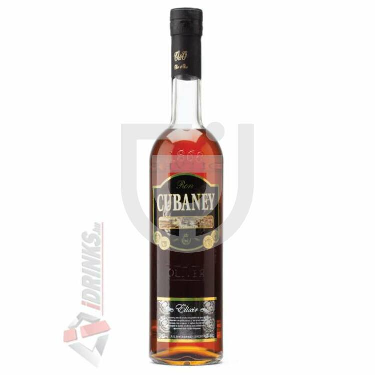 Cubaney Elixir Rum [0,7L 34%]