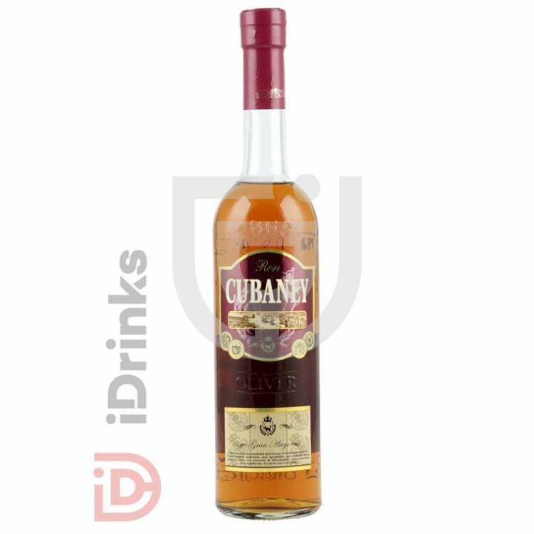 Cubaney Gran Anejo Rum [0,7L 38%]