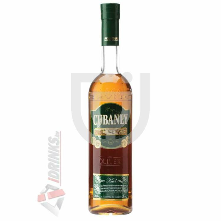 Cubaney Miel /Mézes/ Rum [0,7L 30%]