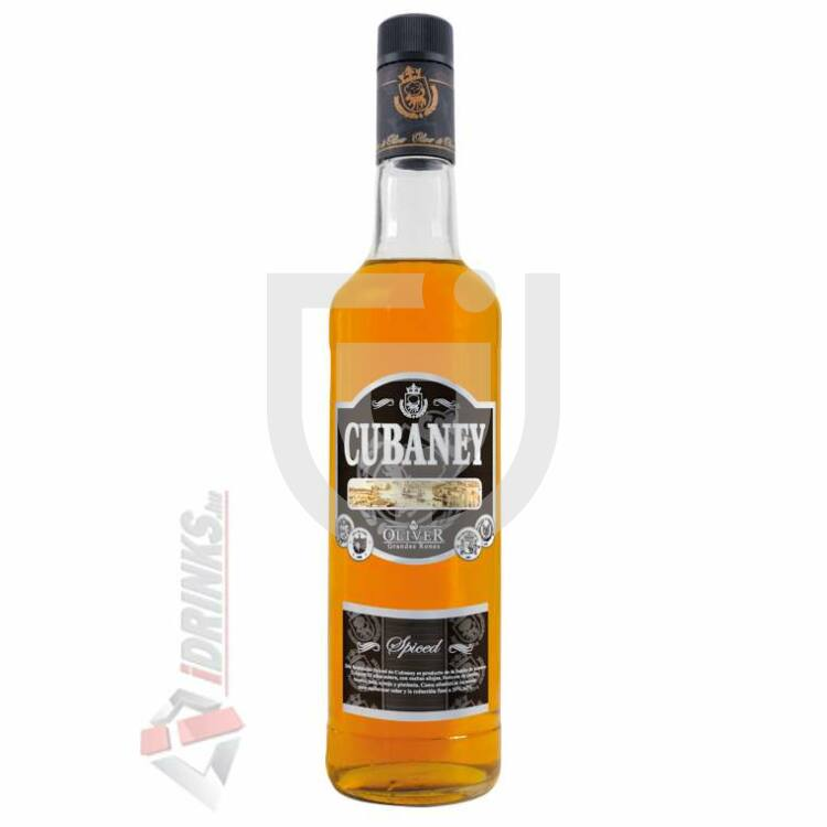 Cubaney Spiced Rum [0,7L 34%]