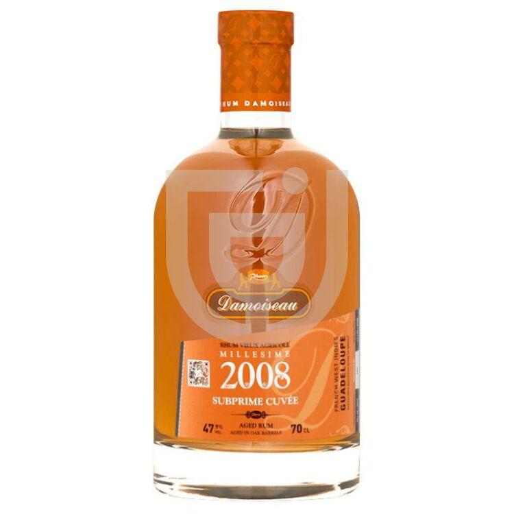 Damoiseau Full Proof Vintage 2008 Rum [0,7L|47,9%]