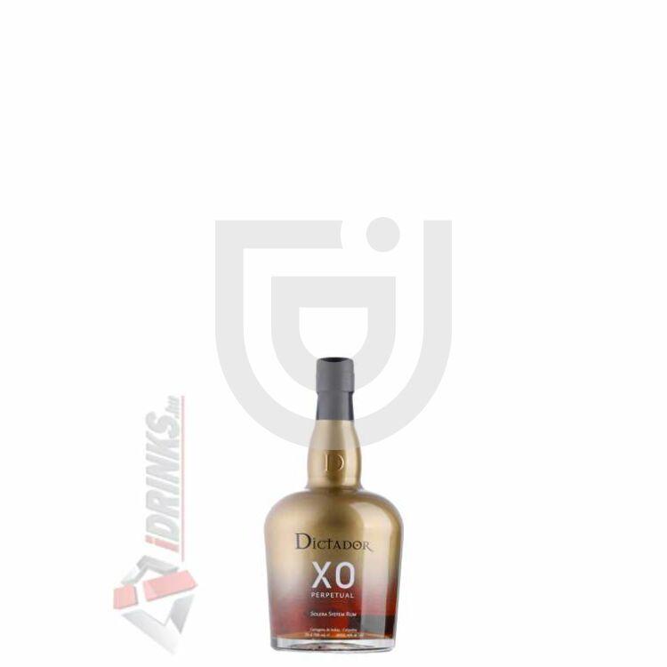 Dictador Perpetual XO Rum Mini [0,05L|40%]