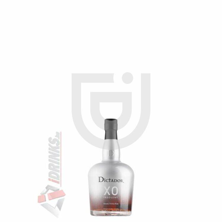 Dictador Insolent XO Rum Mini [0,05L|40%]