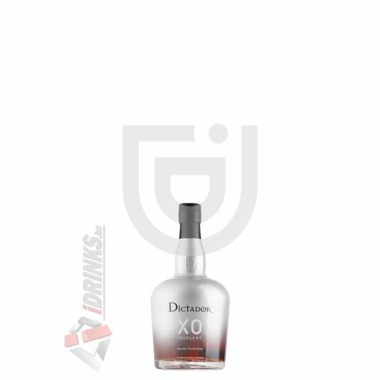 Dictador Insolent XO Rum Mini [0,05L 40%]