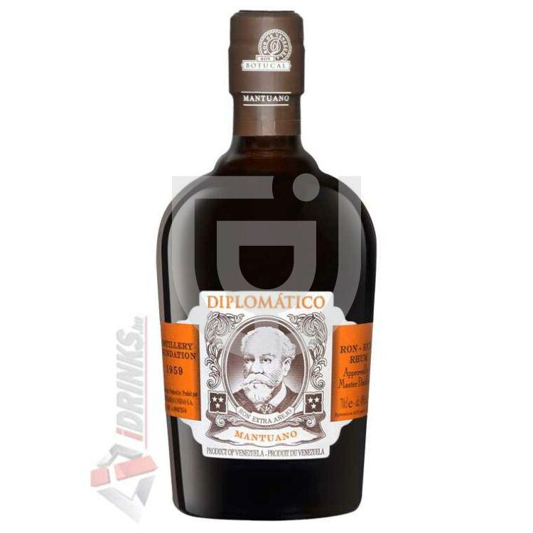 Diplomatico Mantuano Rum [0,7L 40%]