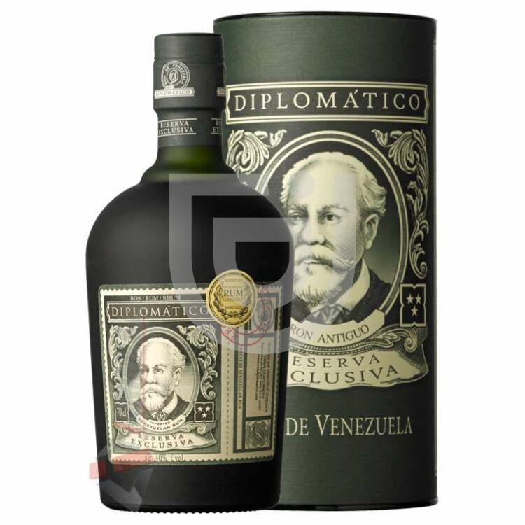 Diplomatico Reserva Exclusiva 12 Years Rum (DD) [0,7L|40%]