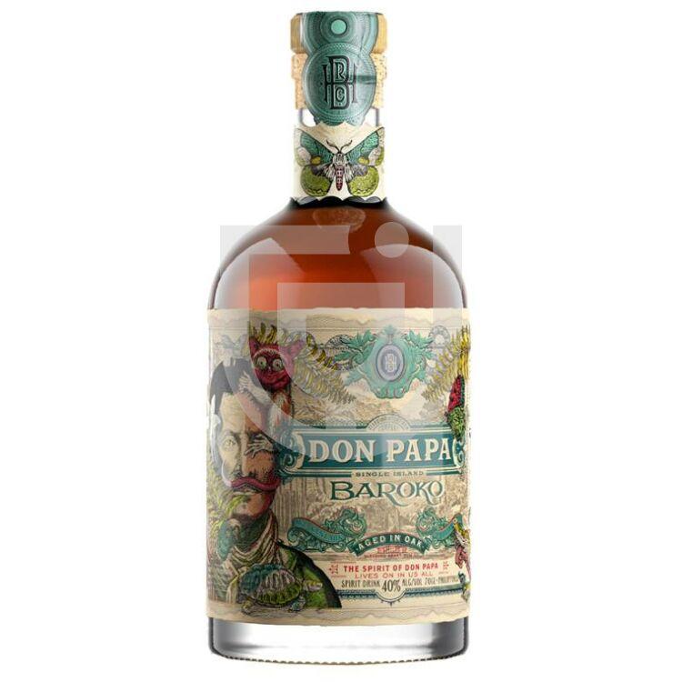 Don Papa Baroko Rum [0,7L|40%]