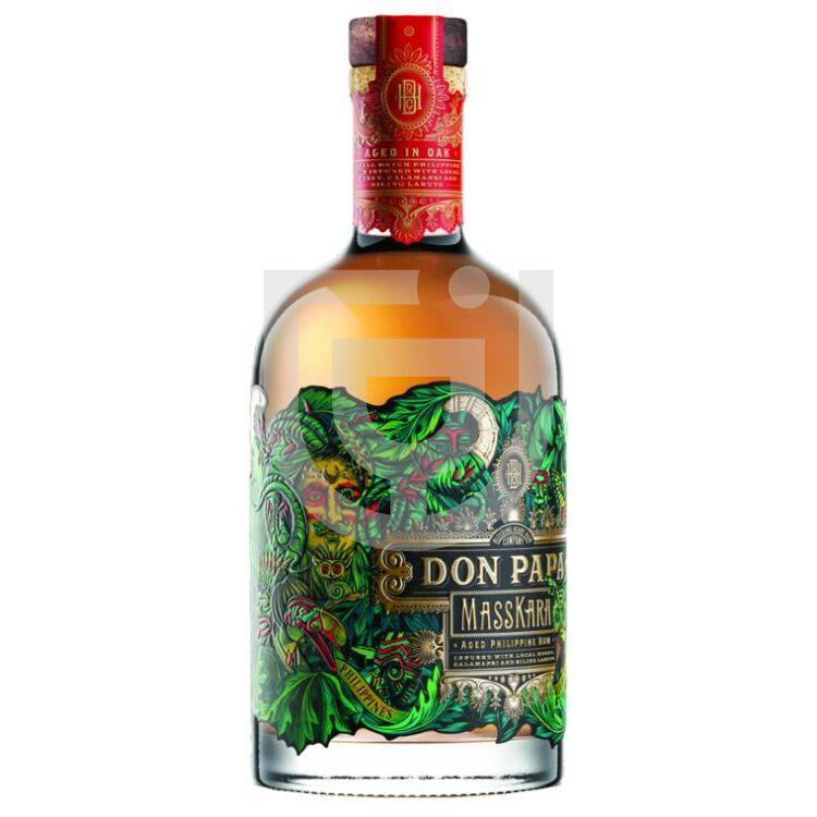 Don Papa Masskara Limited Edition Rum [0,7L 40%]