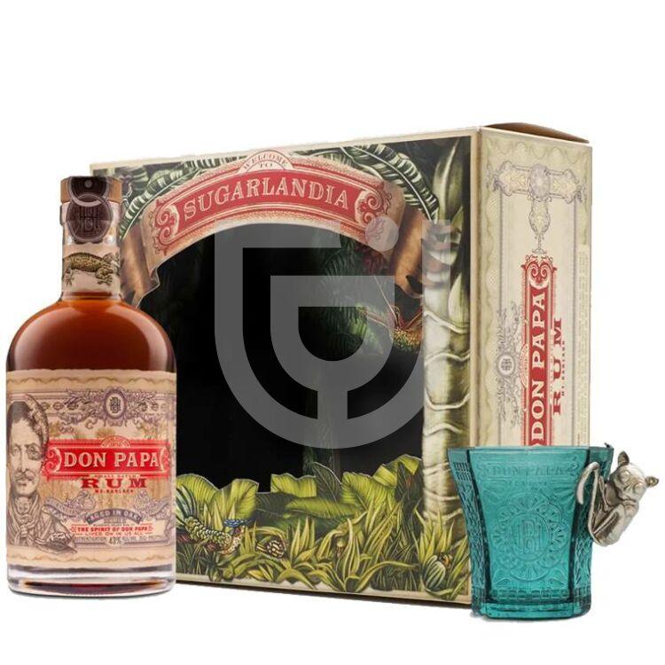 Don Papa Rum (DD+Pohár) [0,7L|40%]