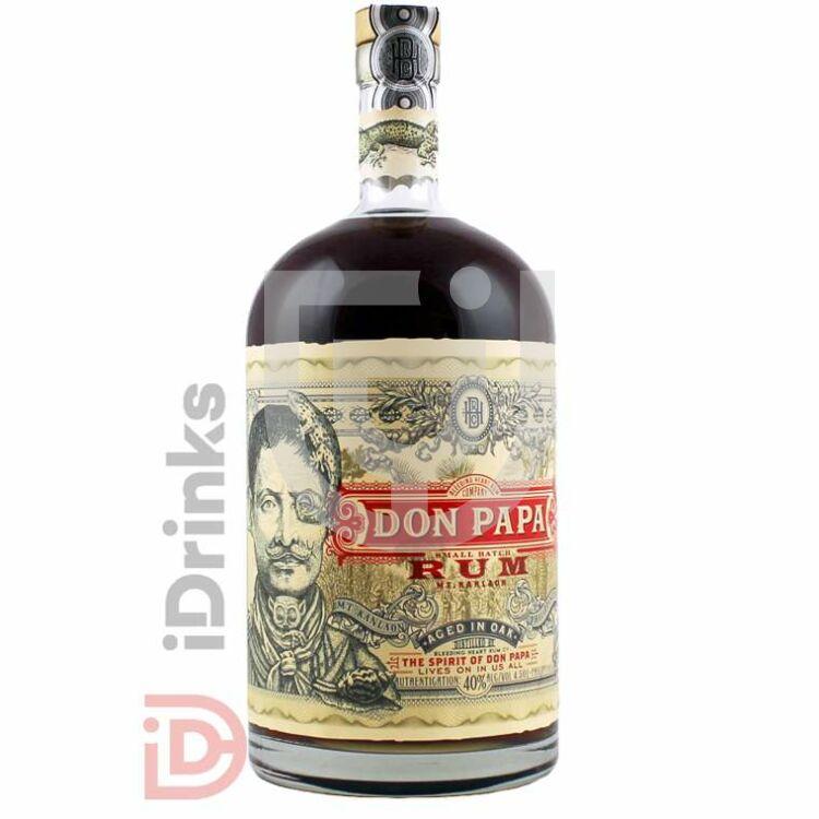 Don Papa Rum Magnum [4,5L|40%]
