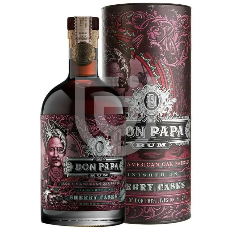 Don Papa Sherry Cask Limited Edition Rum [0,7L|45%]
