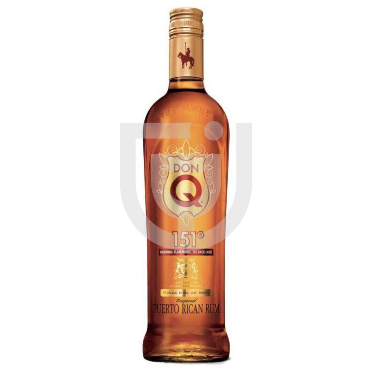 Don Q 151 Overproof Rum [0,7L|75,5%]