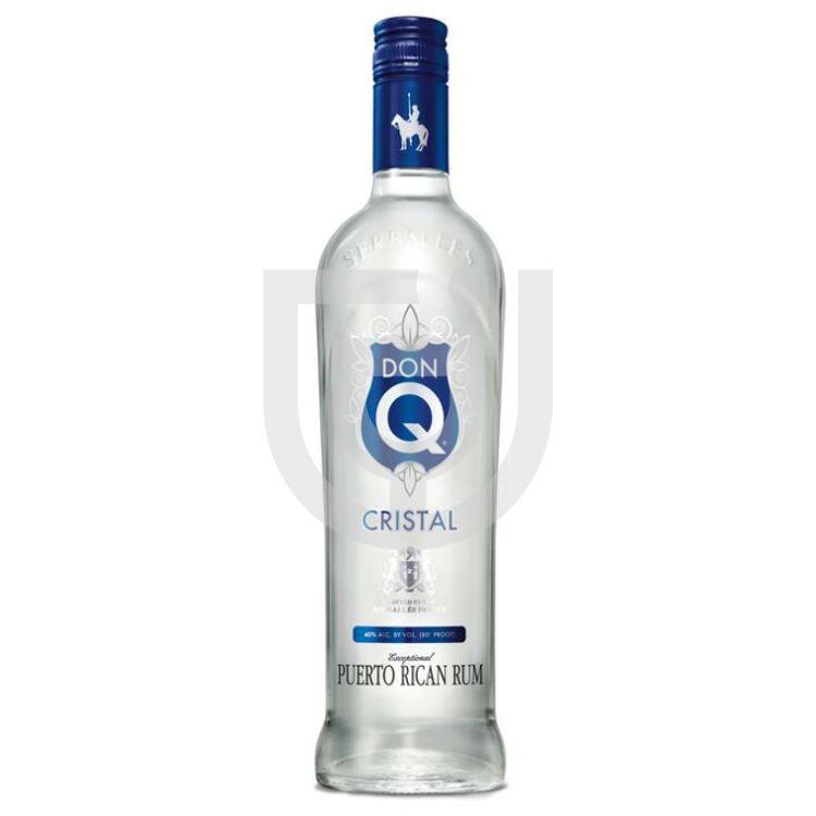 Don Q Cristal Rum [0,7L|40%]