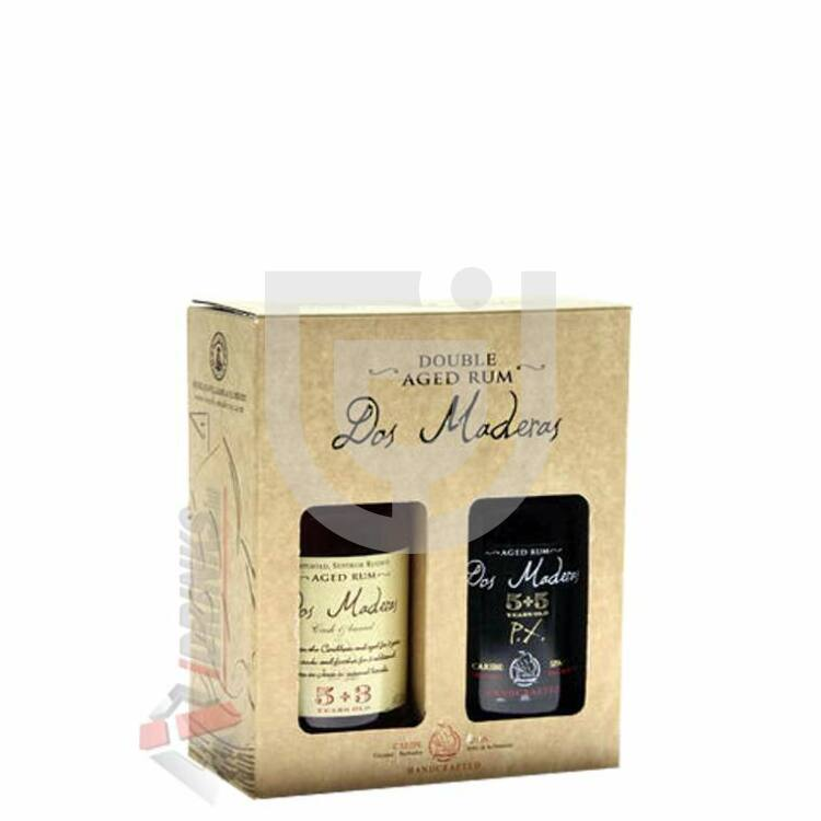 Dos Maderas Rum Tasting Set [2*0,2L|38,75%]