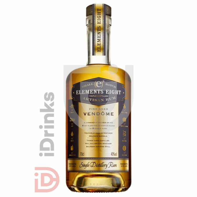 Elements Eight Vendome Rum [0,7L|40%]