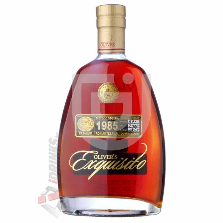 Exquisito Vintage 1985 Rum [0,7L 40%]