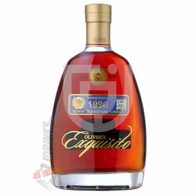 Exquisito Vintage 1990 Rum [0,7L 40%]