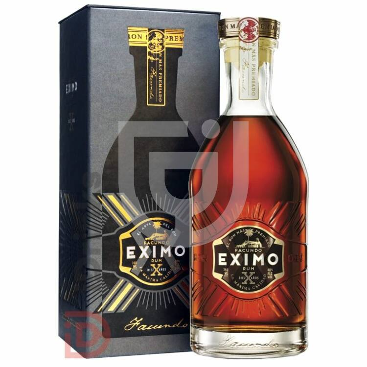 Facundo EXIMO 10 Years Rum [0,7L 40%]