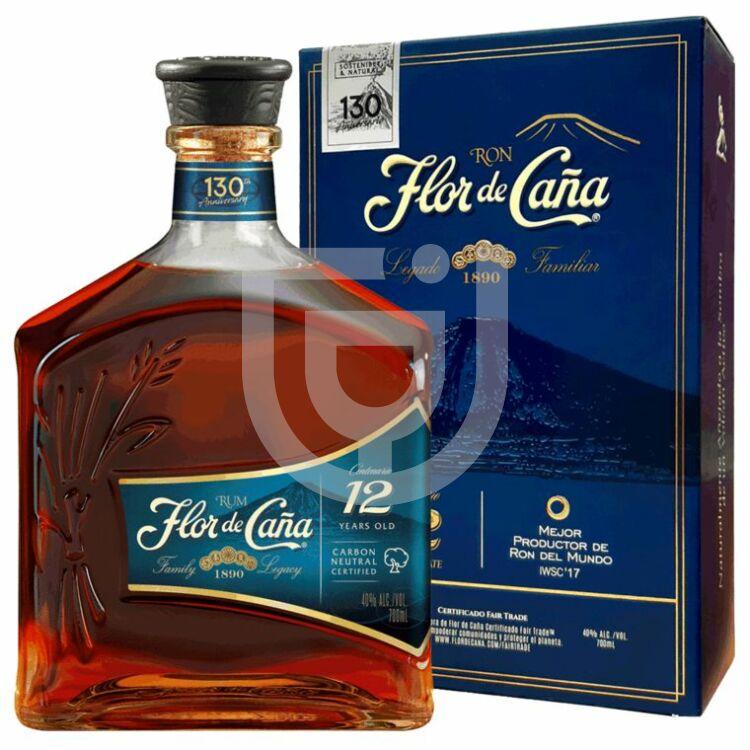 Flor de Cana Centenario 12 Years Rum [0,7L|40%]