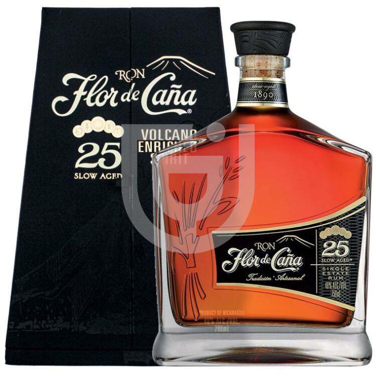 Flor de Cana 25 Years Rum [0,7L|40%]