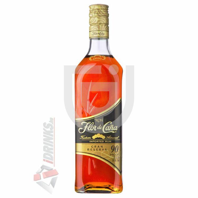 Flor de Cana 90 Proof Gran Reserva Rum [0,7L 45%]