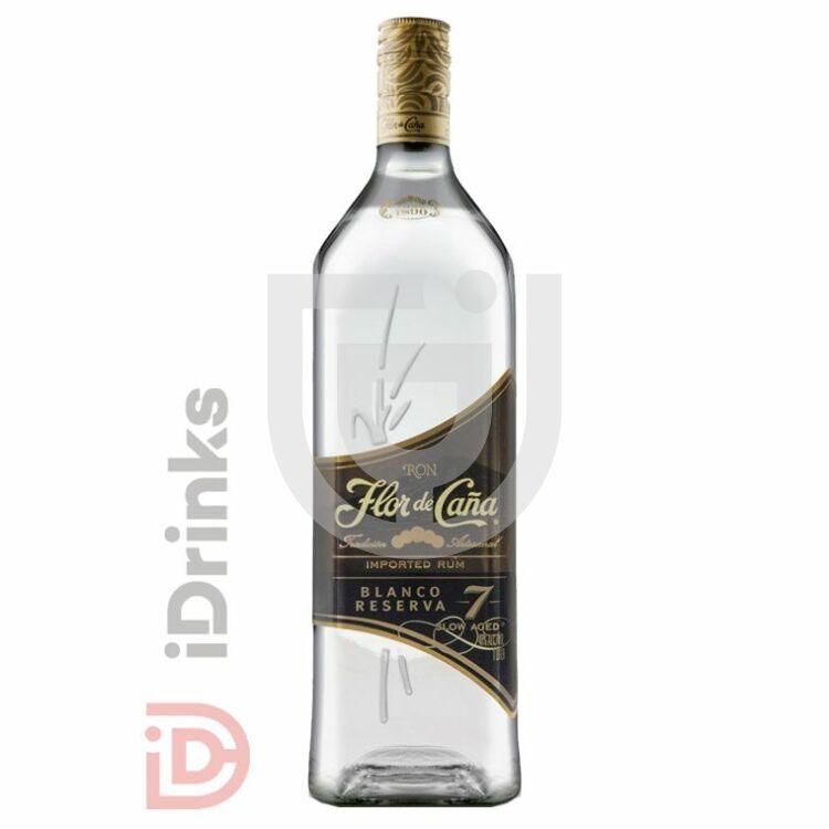 Flor de Cana Blanco Reserva 7 Years Rum [0,7L|40%]