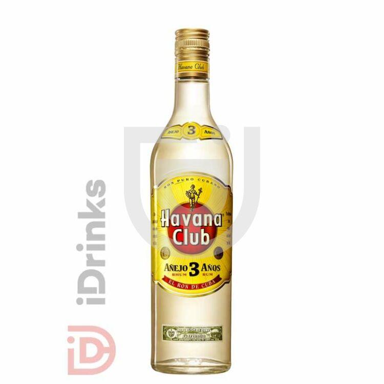 Havana Club 3 Years Rum [0,5L 40%]