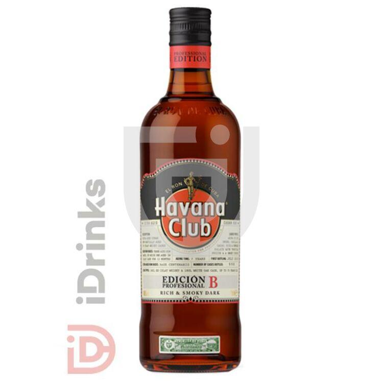 Havana Club Edición Profesional B Rum [0,7L 40%]