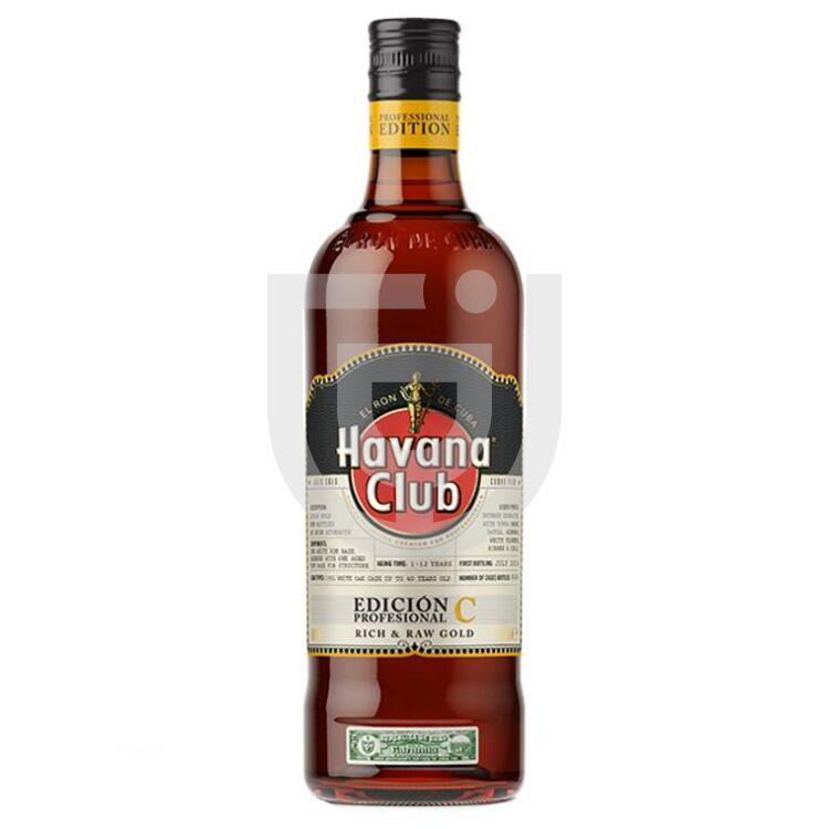 Havana Club Edición Profesional C Rum [0,7L 50%]