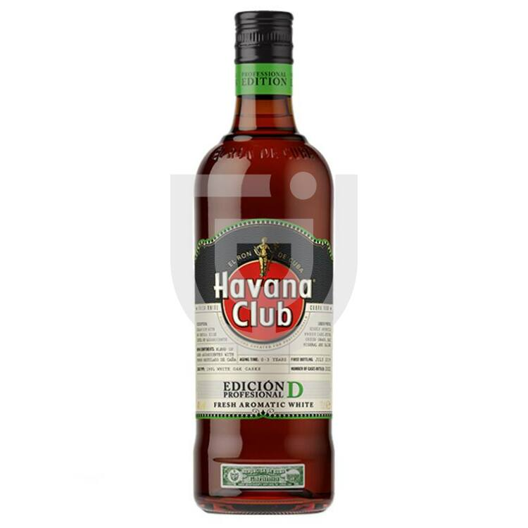 Havana Club Edición Profesional D Rum [0,7L|40%]