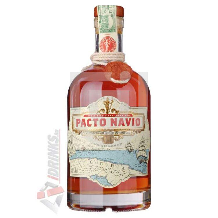 Havana Club Pacto Navio Rum [0,7L 40%]