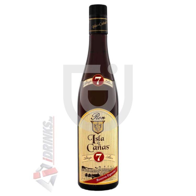 Isla de Canas Anejo 7 Years Reserva Especial Rum [0,7L|40%]