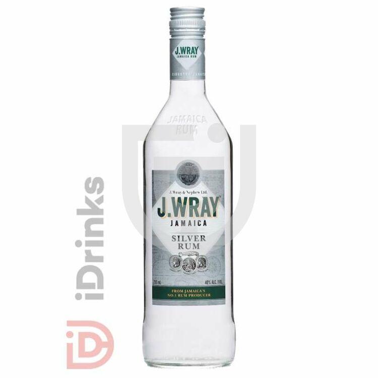J.Wray Jamaica Silver Rum [0,7L 40%]