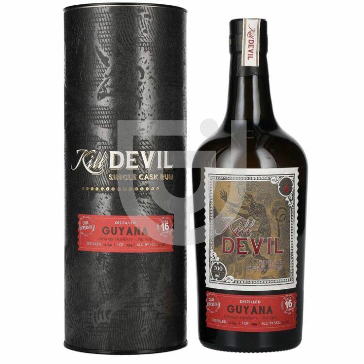 Kill Devil 16 Years Guyana Diamond Pot Still Rum [0,7L 59,9%]
