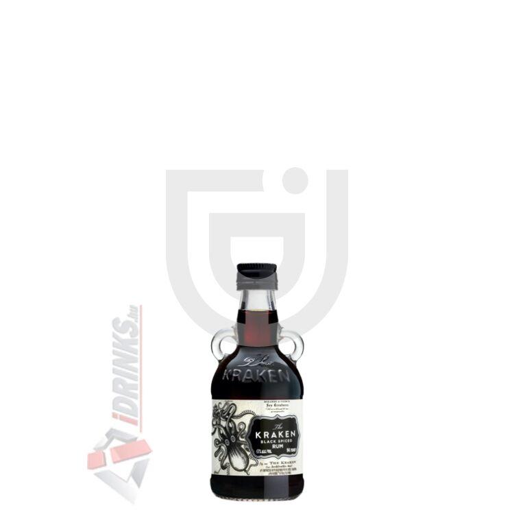Kraken Black Spiced Rum Mini [0,05L|47%]