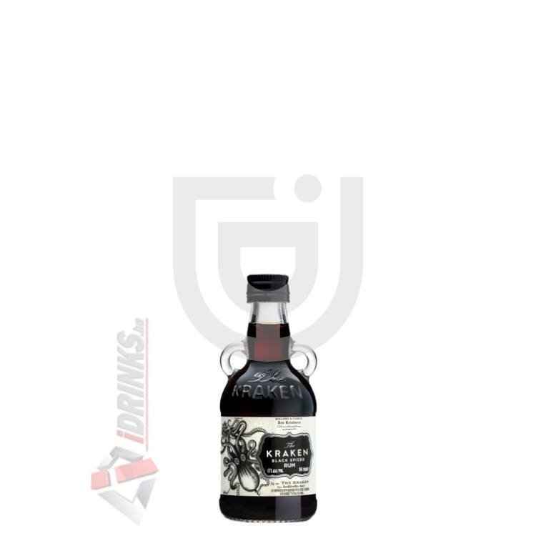 Kraken Black Spiced Rum Mini [0,05L|47%]