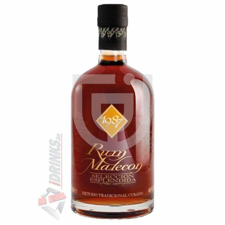 Malecon 1987 Seleccion Esplendida Rum [0,7L|40%]