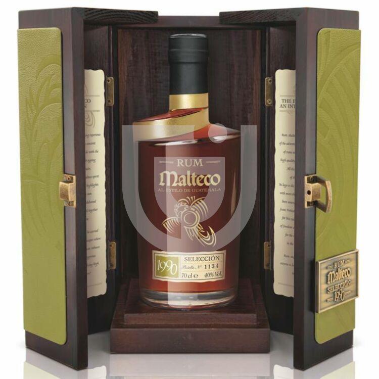 Malteco Seleccion 1990 Rum (FDD) [0,7L|40%]