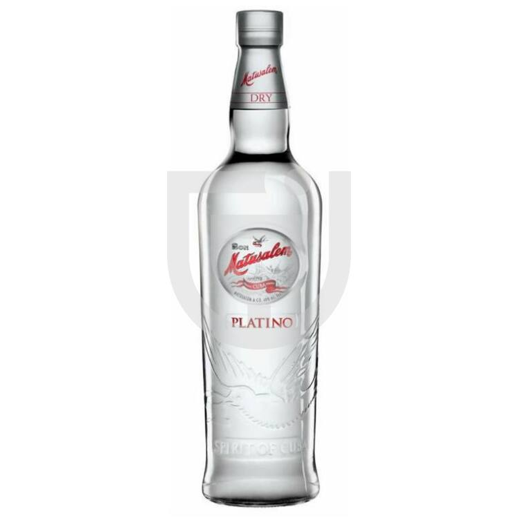 Matusalem Platino Fehér Rum [0,7L|40%]