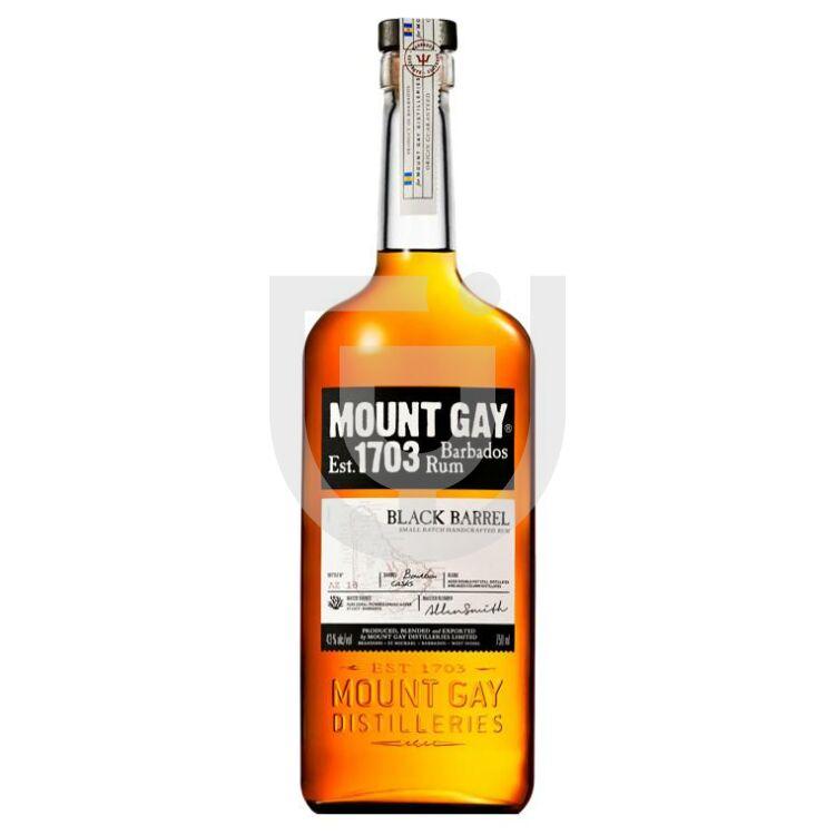 Mount Gay Black Barrel Rum [0,7L|43%]