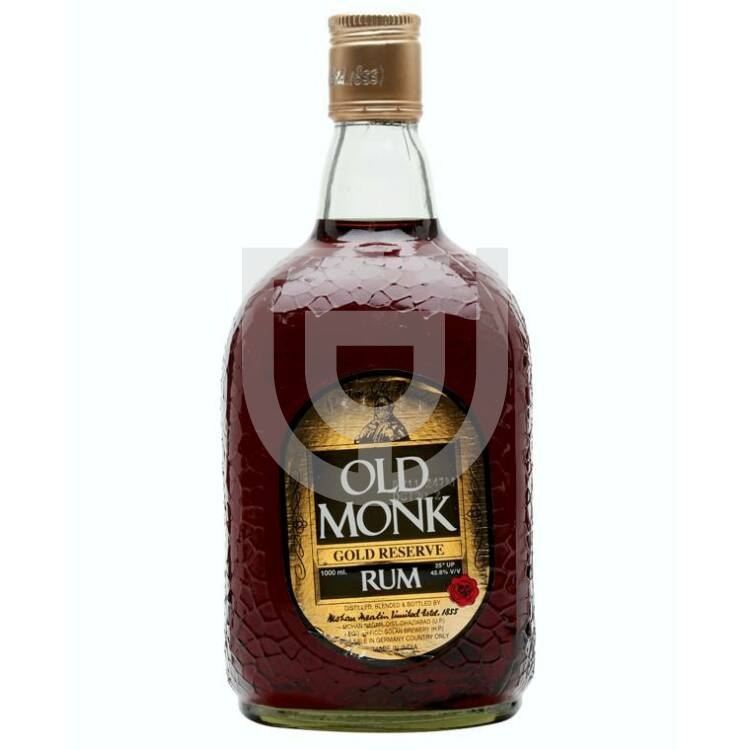 Old Monk 12 Years Gold Reserve Rum [0,7L|42,8%]